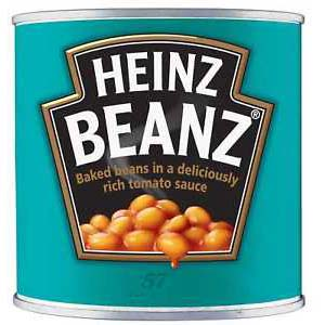 Heinz Baked Beans Catering Pack 2.62kg