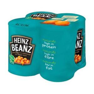 Heinz Baked Beans 4pk (4 x 415g)
