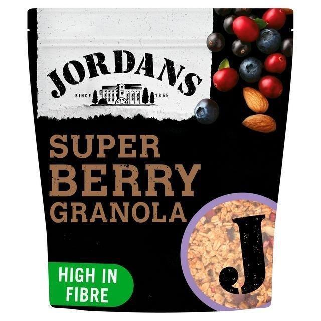 Jordans Super Berry Granola Bag 550g