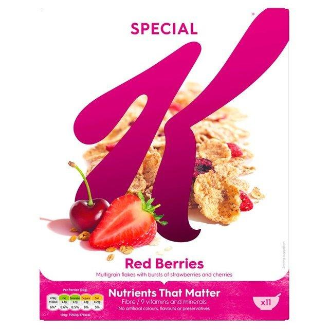 Kellogg's Special K Red Berry 330g