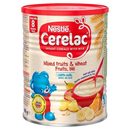 Cerelac Wheat Mixed Fruits 400g