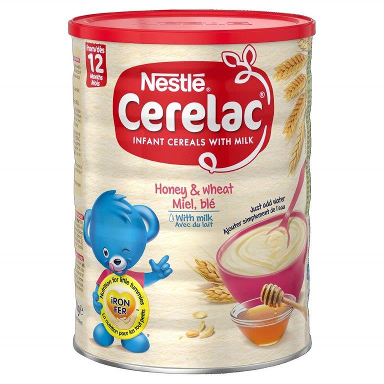 Cerelac Wheat & Honey 1kg