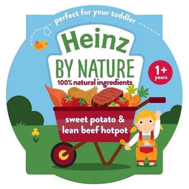 Heinz Tray Sweet Potato Lean Beef Hotpot 230g