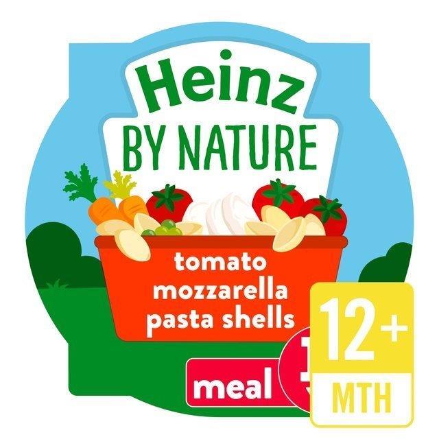 Heinz Tray Tomato Mozzarella Pasta Shell 230g