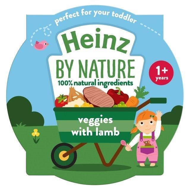 Heinz Tray Tender Lamb & Veggies 230g