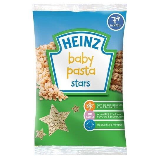 Heinz Baby Pasta Stars 250g