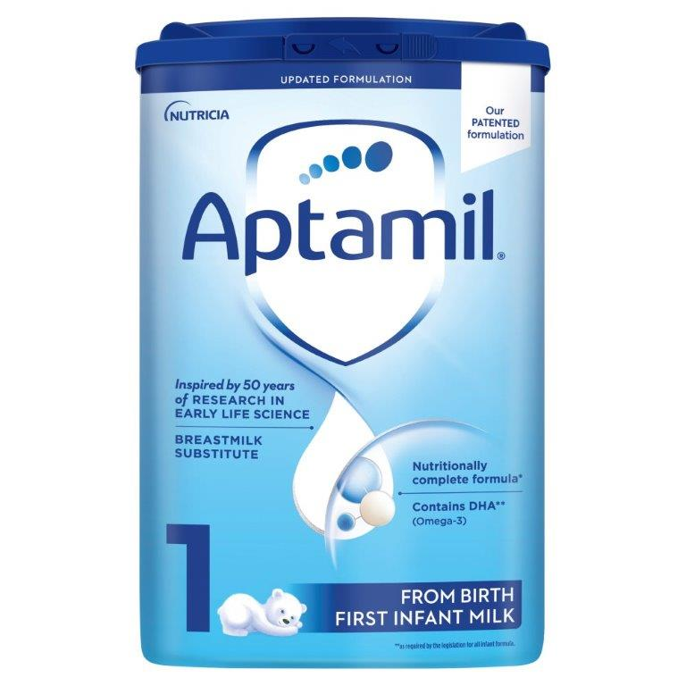 Aptamil (Stage 1) First Infant 800g