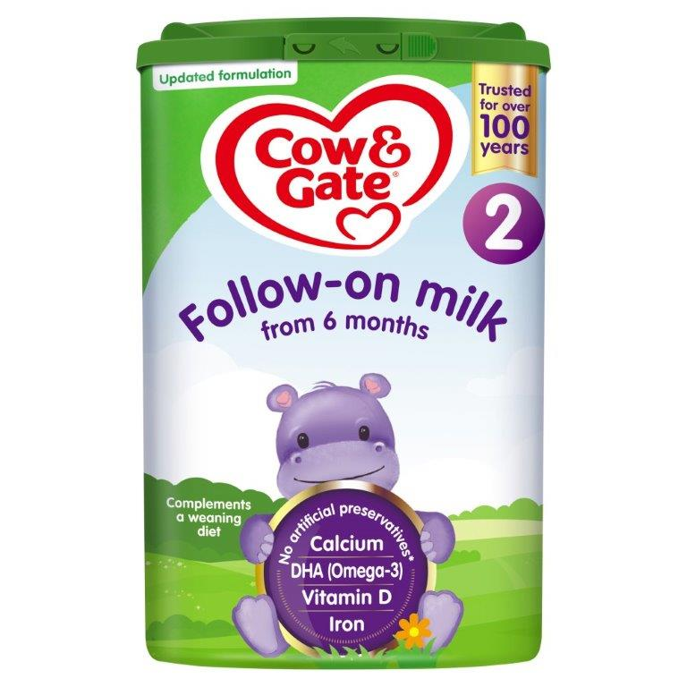 Cow & Gate Follow On Milk (Stage 2) 800g