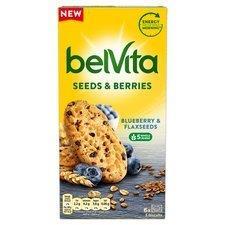 Belvita Seed & Berry Blueberry 270g