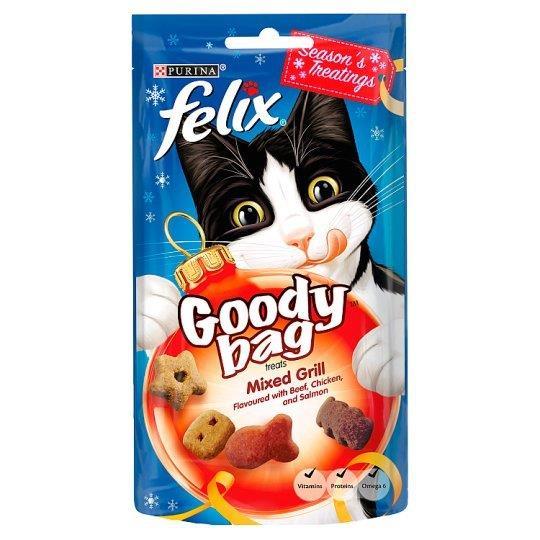 Felix Goody Bag Mix Grill 60g
