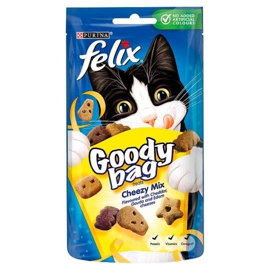 Felix Goody Bag Cheezy 60g