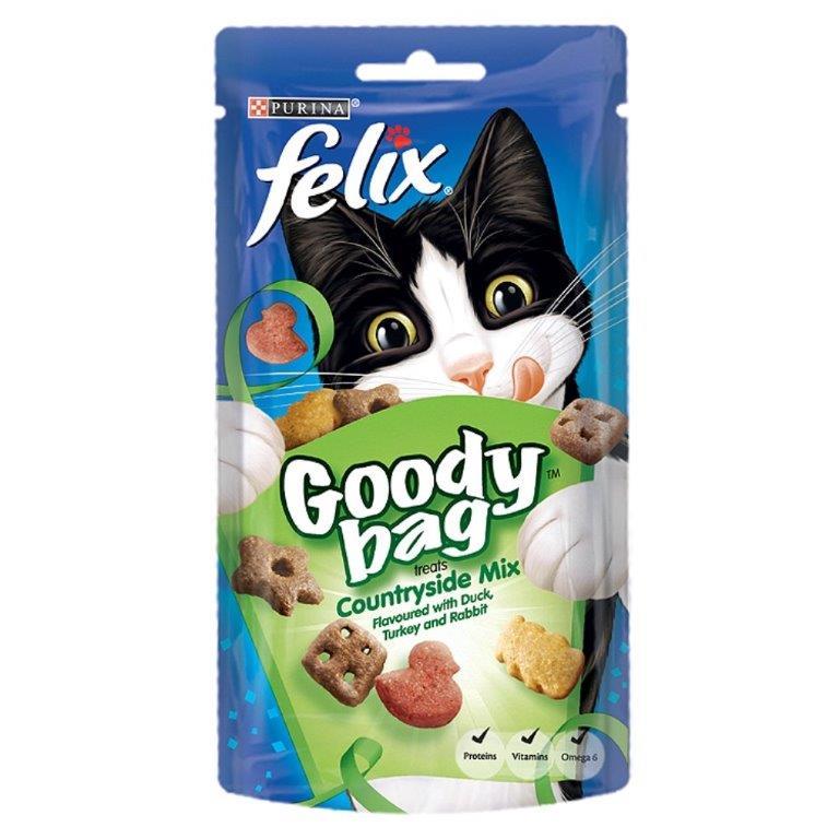Felix Goody Bag Country 60g