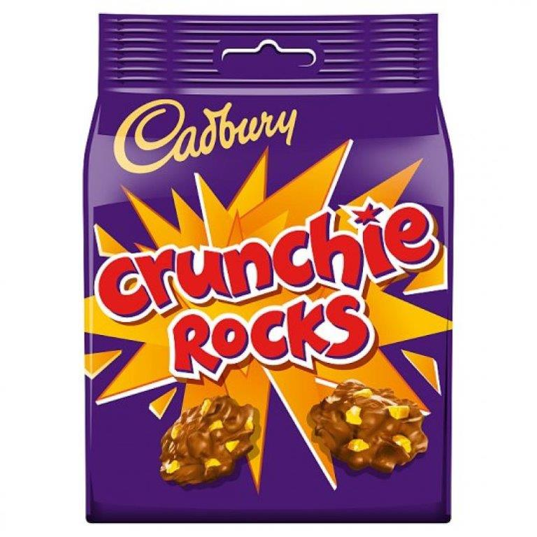 Cadbury Large Bag Crunchie Rocks 110g