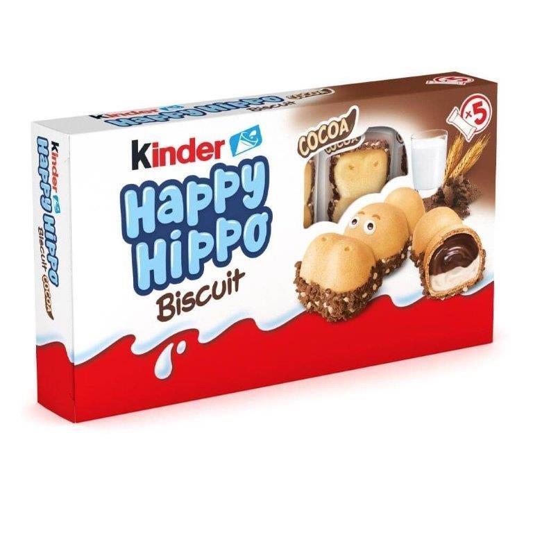 Happy Hippo Cocoa T5 (5 x 20.7g)