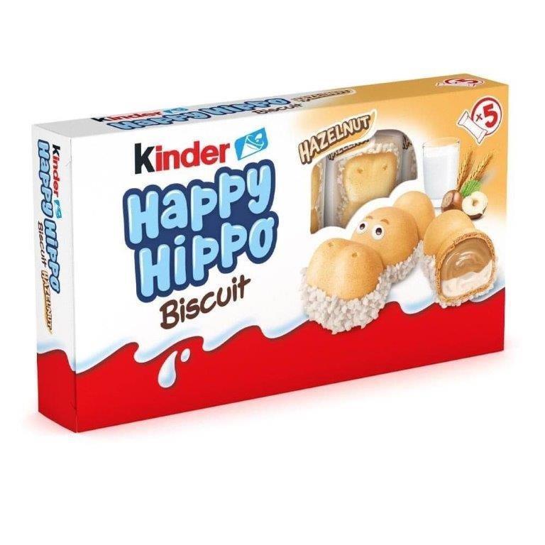 Happy Hippo Hazelnut T5 (5 x 20.7g)