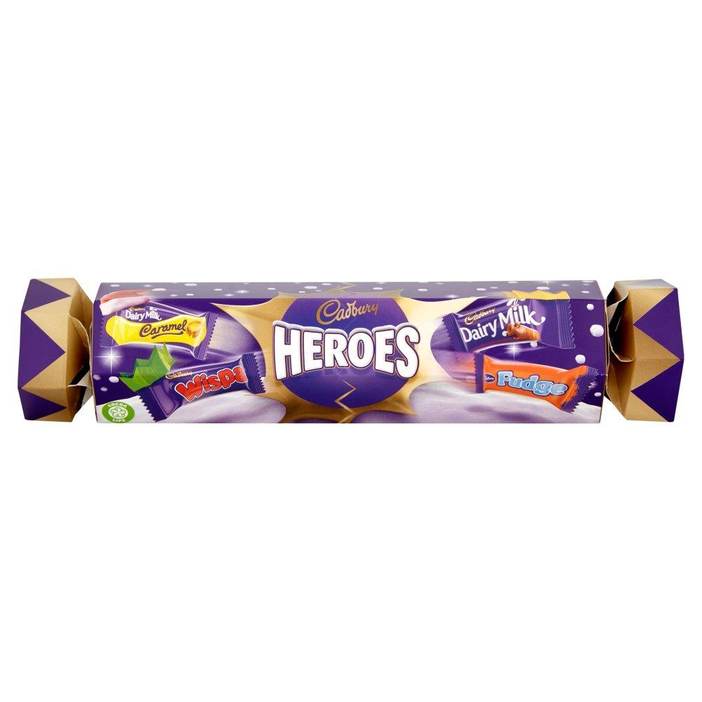 Cadbury Heroes Cracker 123g