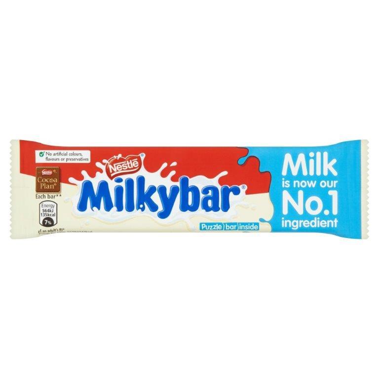 Milkybar Std 25g