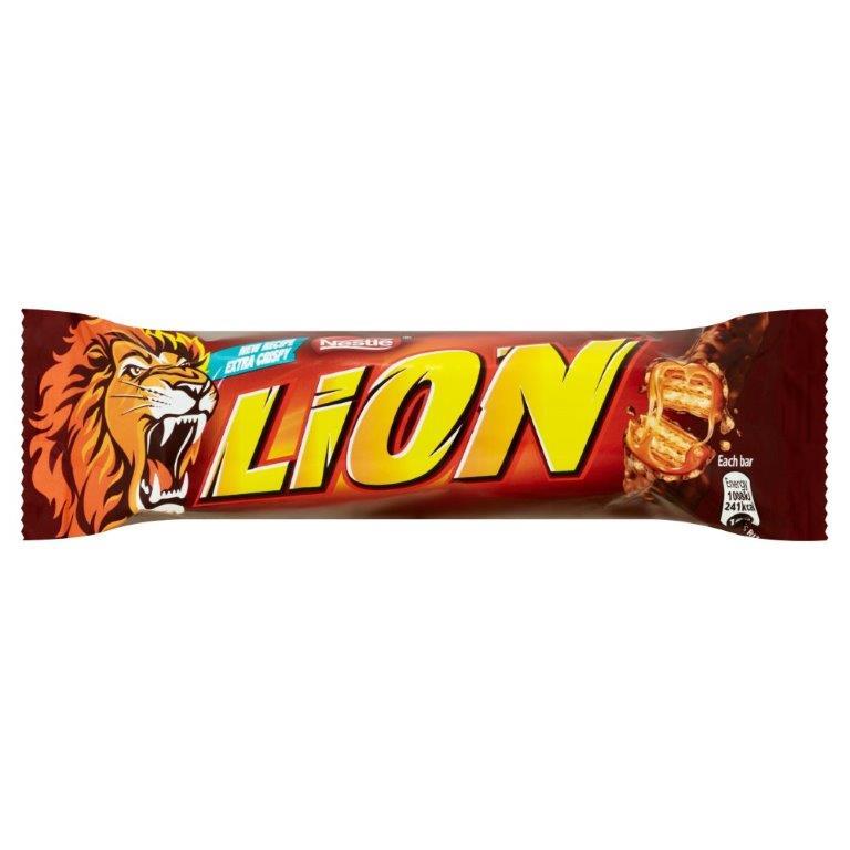 Lion Bar Std 50g