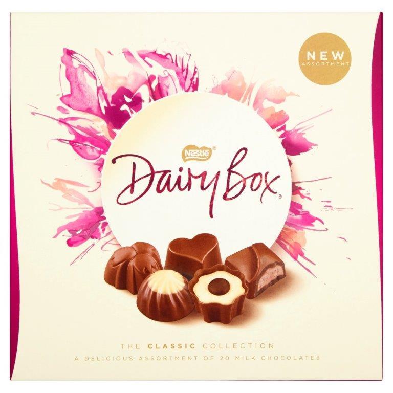 Dairy Box Bon Bon Carton 180g