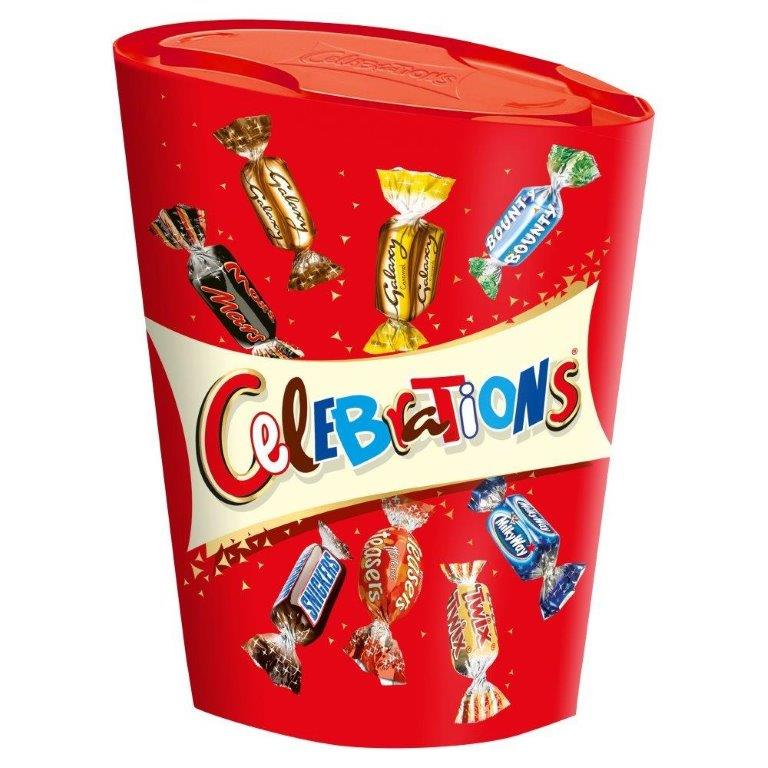 Celebrations Large Carton 380g