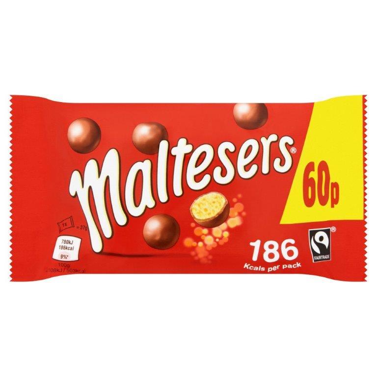 Maltesers Std 37g PM 60p