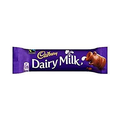 Cadbury Dairy Milk Std 45g