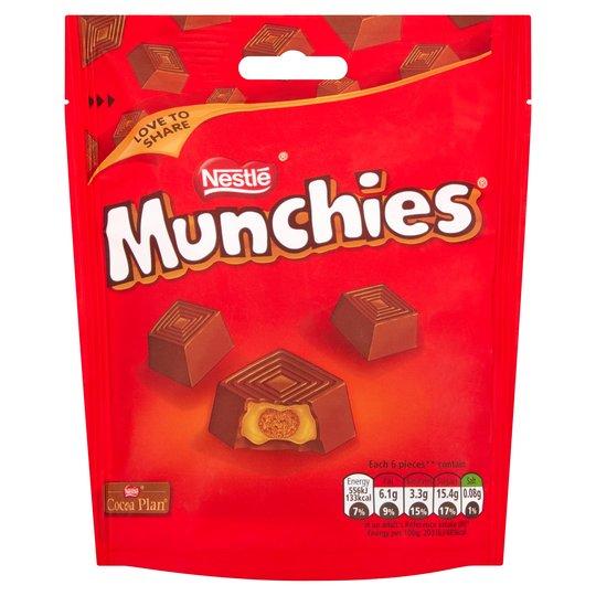 Munchies Pouch Bag 104g