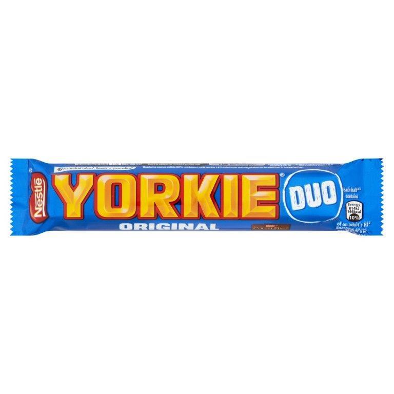 Yorkie Original Duo 72g