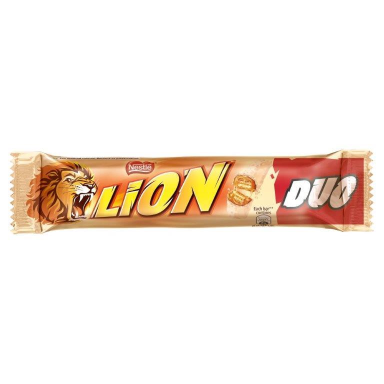 Lion White Duo 60g