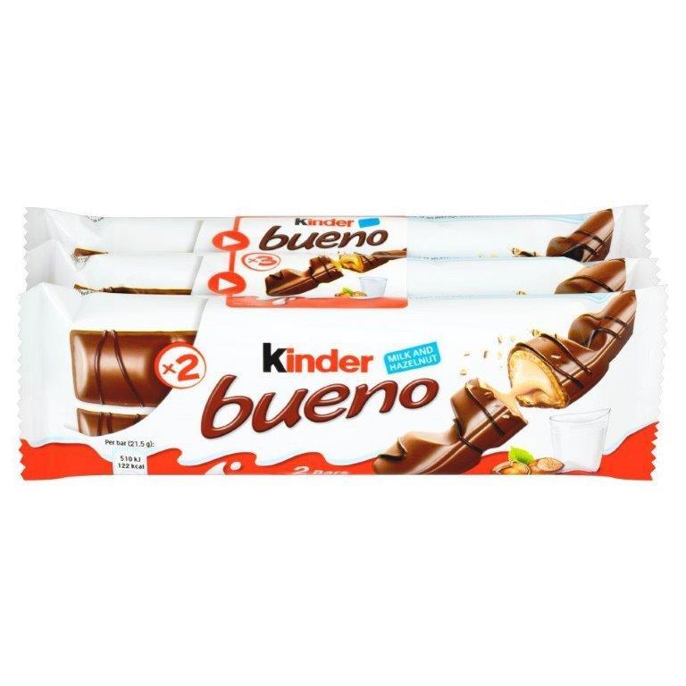 Kinder Bueno T3 (3 x 43g)