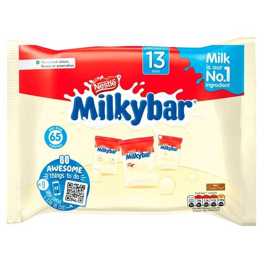 Milkybar Mini Bag Multi Pack (13 x 12g)