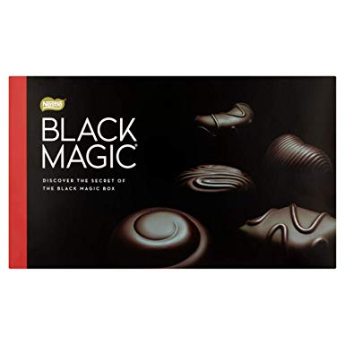 Black Magic Medium Box 348g