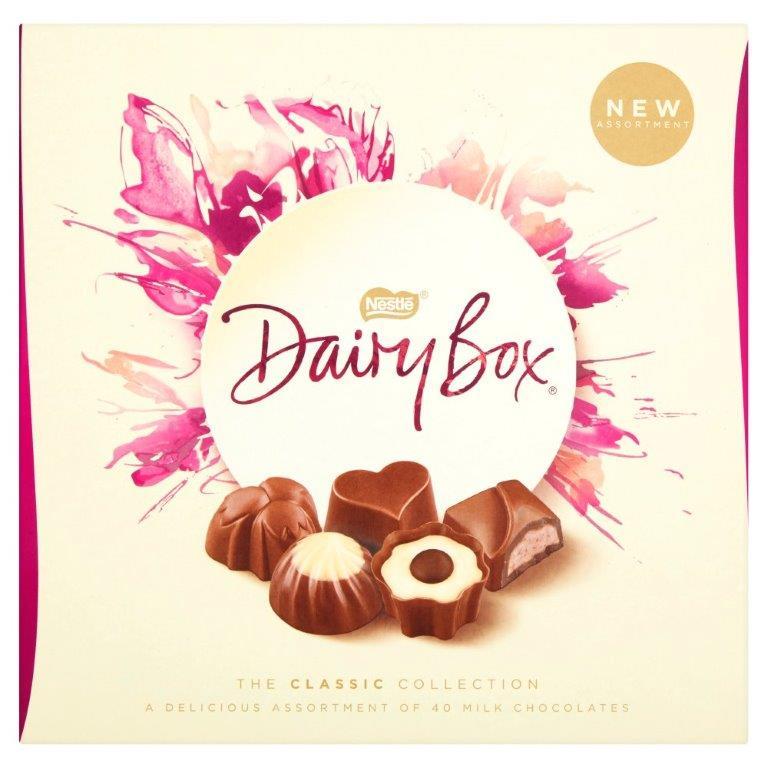 Dairy Box Bon Bon Carton 360g