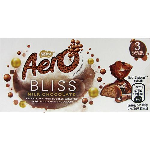 Aero Bliss Milk Std 25g