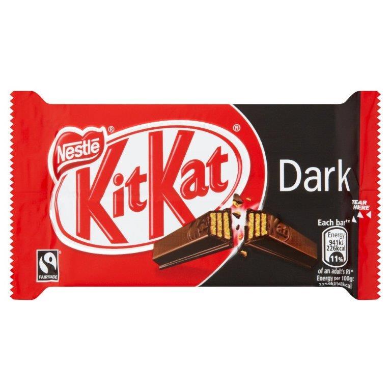 Kit Kat 4 Finger Dark 41.5g
