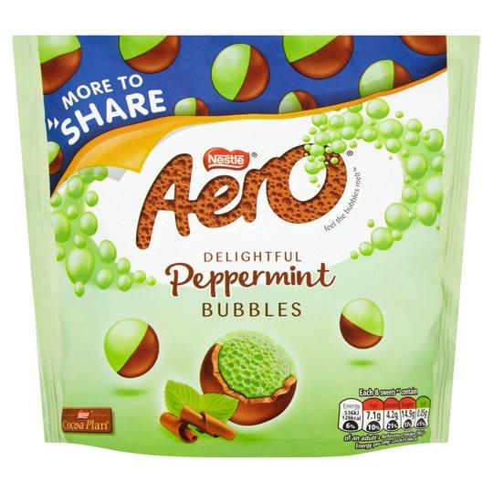 Aero Bubbles Big Share Bag 219g