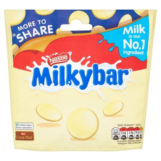 Milkybar Big Share Bag 212g