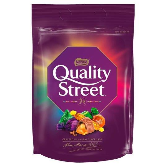 Quality Street Pouch Bag 450g