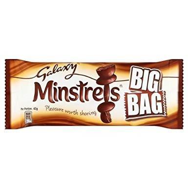 Galaxy Minstrels Big Bag 66g