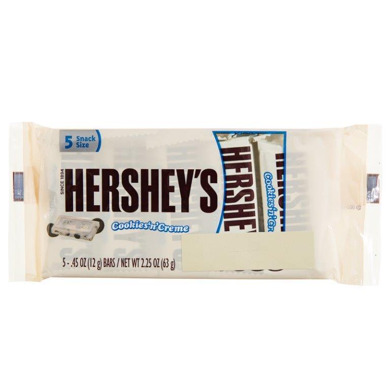 Hershey's Cookies n Creme 5pk (5 x 12g)