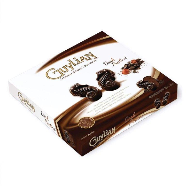 Guylian Dark Chocolate Praline Sea Horses 165g
