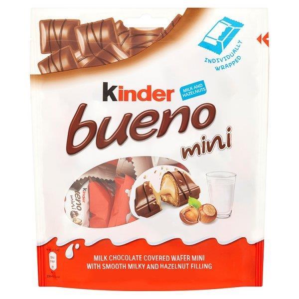Kinder Bueno Bites Bag 86.4g