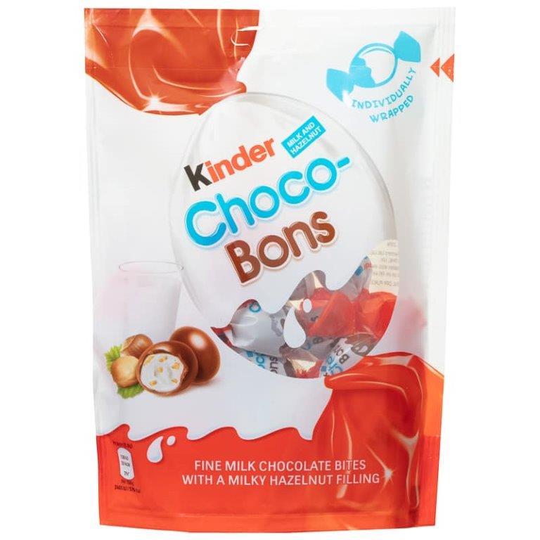 Kinder Chocobons Bag 104g