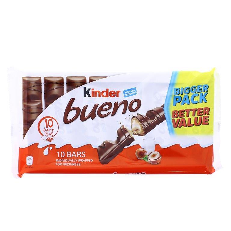 Kinder Bueno 5pk Milk (5 x 43g)
