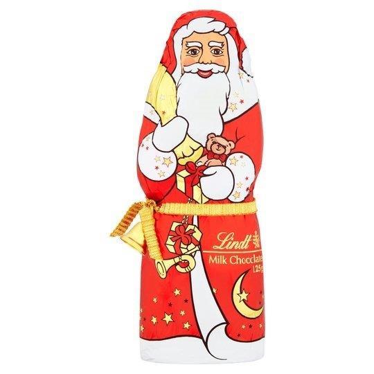 Lindt Santa 125g
