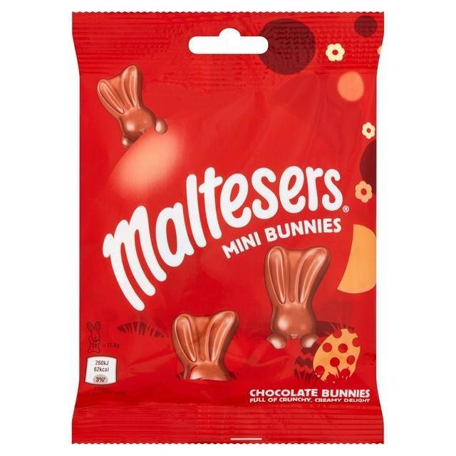 Maltesers Mini Bunnies Bag 58g
