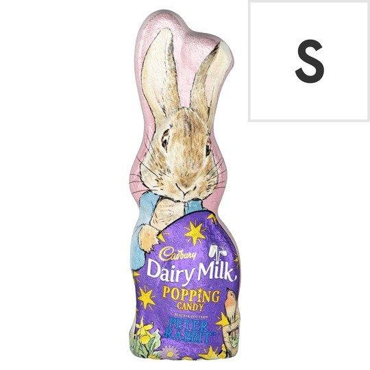 Cadbury Dairy Milk Hollow Bunny Popping Candy Flavour 50g
