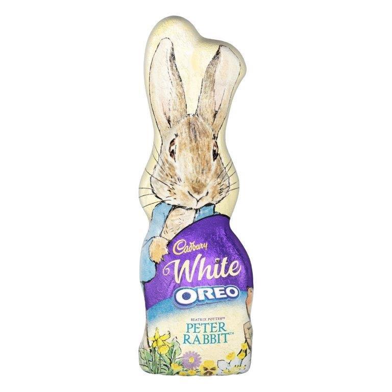Cadbury White Oreo Bunny 100g