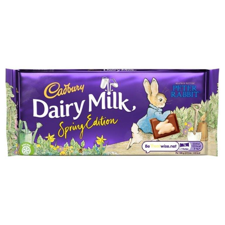 Cadbury Dairy Milk Spring Edition Tablet 100g