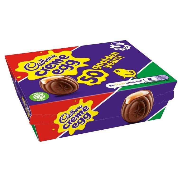 Cadbury Creme Egg 5pk (5 x 40g)
